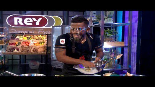 Conoce los secretos culinarios de Erick Anderson, El Lobo