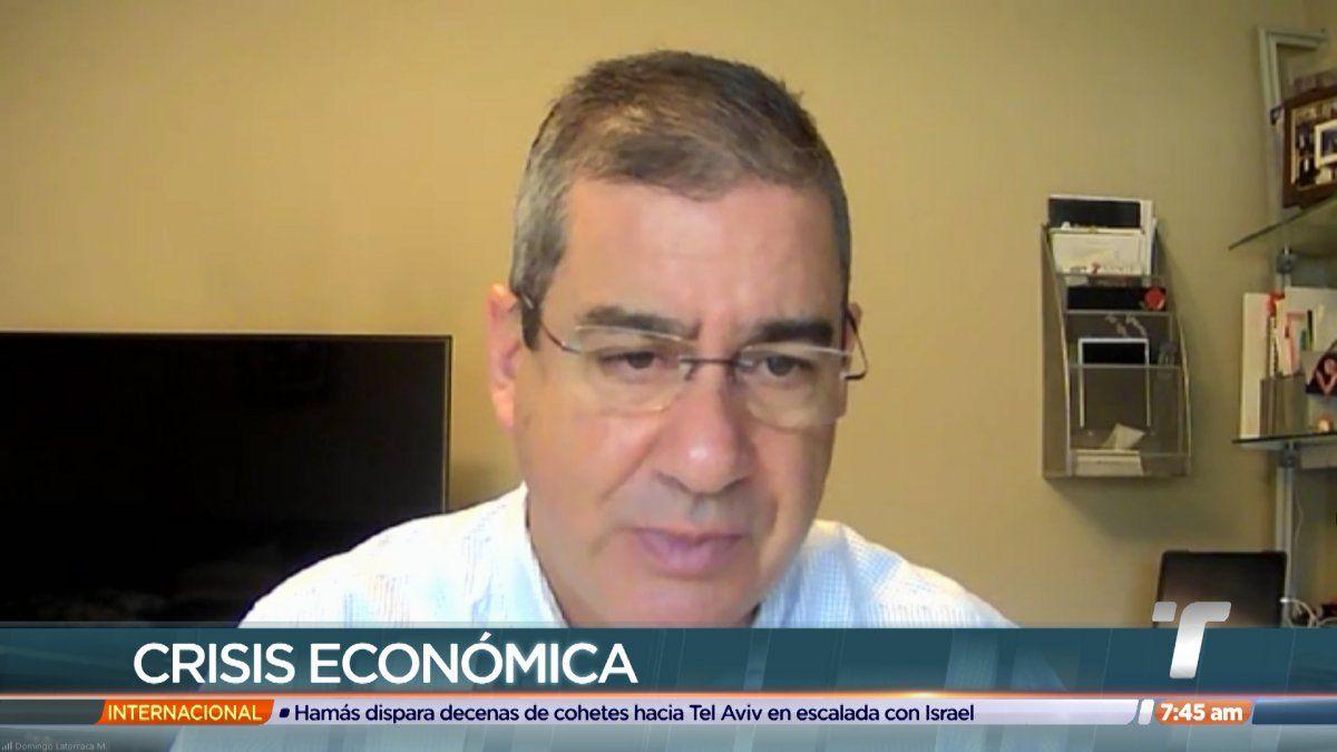 Sobre desempleo y economía, habló Domingo Latorraca