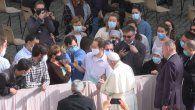 Papa Francisco feliz de volver a estar entre los fieles