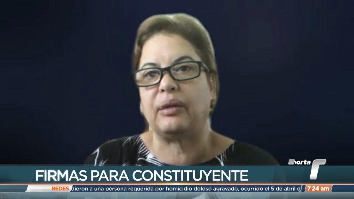 Ledezma se refiere a solicitud para recolección de firmas para una Constituyente