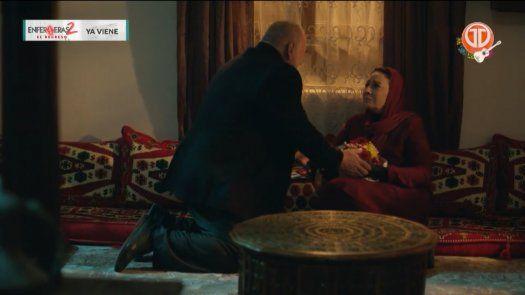 Nasuh le pide perdón a Azize y quiere que lo que le queda de tiempo, está para ella, y que las cosas con su hijo se arreglarán.