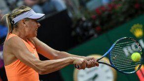 Rusa Sharapova recibe invitación para torneo de Stanford