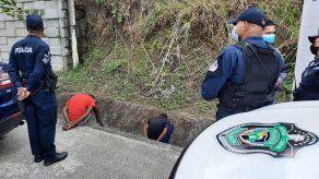 Capturan a cuatro personas tras intentar robar un cajero automático en Brisas del Golf