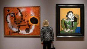 Pablo Picasso y sus bocetos del Guernica viajan hasta Florencia