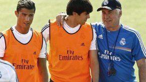 Caras nuevas y el balón protagonizan el comienzo de la era Ancelotti