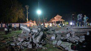Alrededor de 500 hospitalizados tras incendio que dejó 110 muertos en India