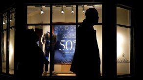 Cae la confianza del consumidor en EEUU en pleno fin de año