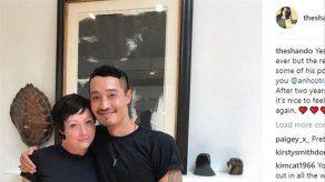 Shannen Doherty estrena peinado tras concluir quimioterapia