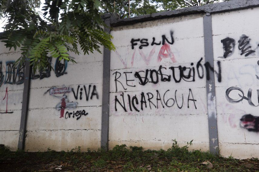 HRW entrevistó por teléfono a 53 personas en Nicaragua