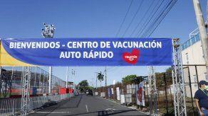 Inauguran Vacunatón 20-30 en la Ciudad Deportiva Irving Saladino