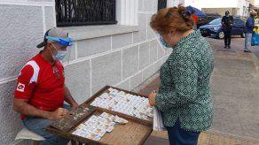 La Lotería se ajusta a lo que dicta el Minsa