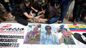 Sindicato de Panamá critica inacción estatal en caso de periodistas ecuatorianos