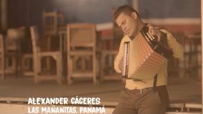 Conoce al heredero Alexander Cáceres de Cuna de Acordeones 2018