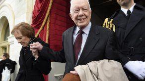 Expresidente Carter atribuye a Rusia la victoria electoral de Trump en EE.UU.