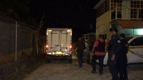 Se registra triple homicidio en El Chumical