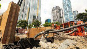 Trabajos en Cinta Costera se extienden hasta el sábado 28 de noviembre