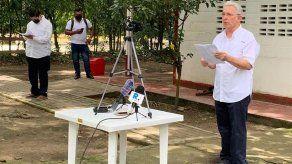 Uribe reaparece con discurso contra el socialismo y la justicia de la JEP