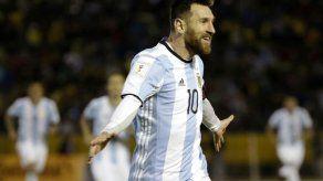 Messi promete caminata a santuario de Virgen si gana Mundial