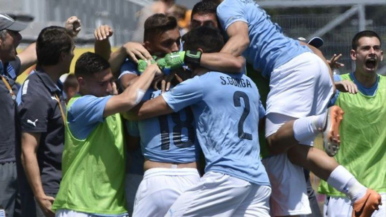 Uruguay, campeón del fútbol panamericano al ganar a México en la final