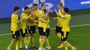 Borussia Dortmund reacciona en Champions con triunfo 2-0 ante Zenit
