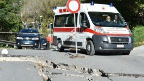 El sismo en Italia no causó muertos ni desaparecidos