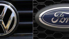 Ford y Volkswagen colaborarán en camionetas y auto eléctrico