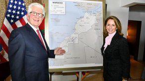 EEUU adopta un mapa de Marruecos que incluye Sáhara Occidental