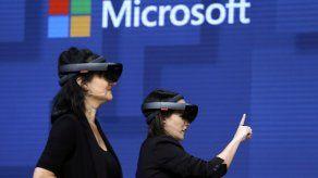 EEUU: Microsoft dará visores de realidad virtual al Ejército