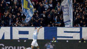 Spal vence 2-1 a Juventus