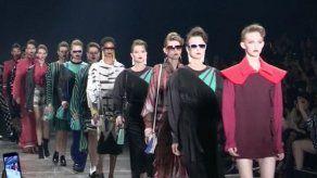 Fernanda Lima eclipsa el penúltimo día de la Semana de la Moda de Sao Paulo