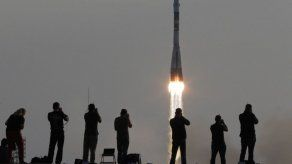 Llega nueva tripulación a la Estación Espacial Internacional
