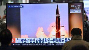 Corea del Norte ensaya nuevo proyectil táctico guiado