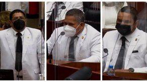 Tres diputados del Partido Panameñista no apoyaron la postulación del diputado Pedro Torres para presidir la Junta Directiva de la Asamblea Nacional.