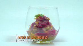 Arroz con leche tropical - María De Los Ángeles
