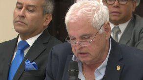 Rechazan por inadmisible impugnación contra candidaturas de Martinelli