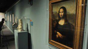 Hay retratos ocultos bajo la Mona Lisa