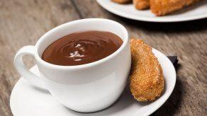 Memoria del chocolate con churros