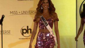 Señorita Panamá se luce en la preliminar de Miss Universo