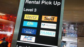 Las agencias de alquiler de autos recomiendan reservar lo antes posible.