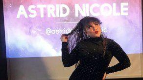 Panameña Astrid Nicole estrena With You