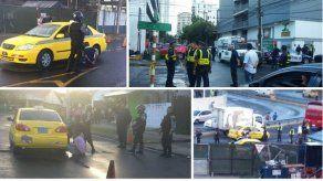 Formulan cargos a sospechosos de robo en la DGI donde falleció un policía