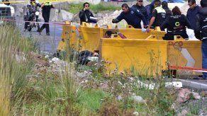 Pasajero de autobús mata a cuatro asaltantes en México