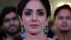 Muere la estrella de Bollywood Sridevi Kapoor