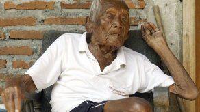 Un indonesio sostiene que nació en 1870