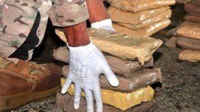 Senan y Servicio de Guardacostas de EEUU incautan marihuana y cocaína en Punta Burica