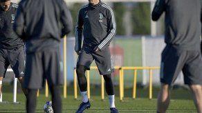Cristiano apunta al Atlético