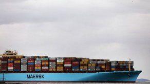 Autoridad del Canal de Suez anuncia que todos los buques en espera ya cruzaron