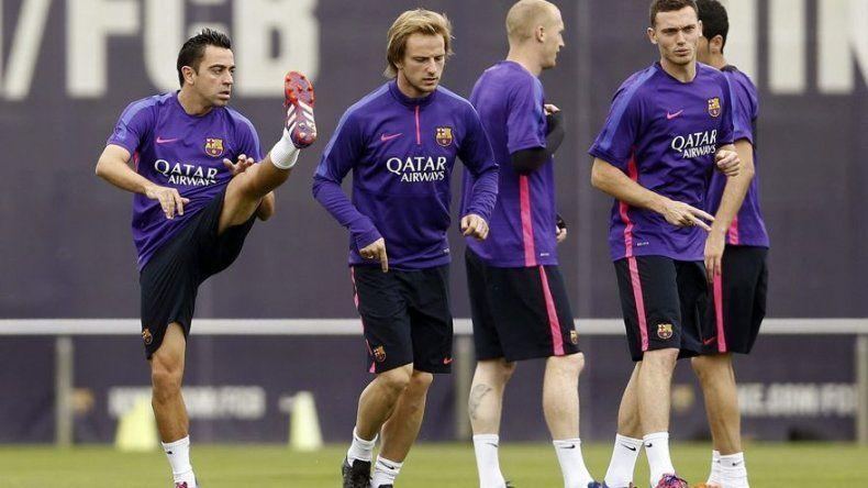 Vermaelen por Mathieu, única novedad en la convocatoria del Barça