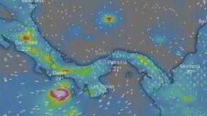 Sinaproc prevé fuertes lluvias y tormentas ante desplazamiento de onda tropical N°46