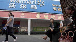 Ataque con cuchillo en Wal-mart en China; dos muertos